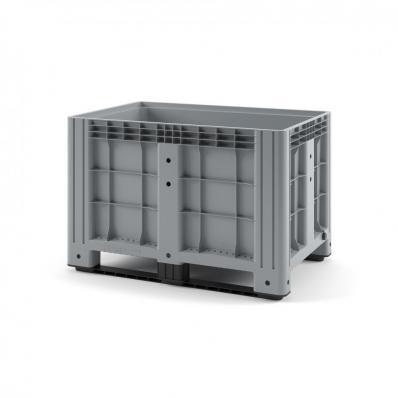 Контейнер IBOX 1200х800х800 сплошной, на полозьях
