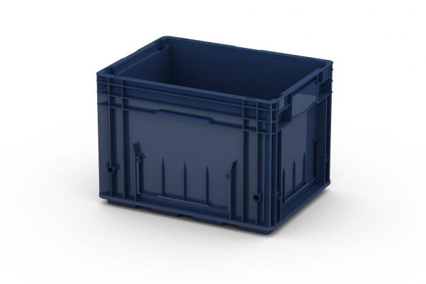 Пластиковый ящик R-KLT 4329 - 400х300х280